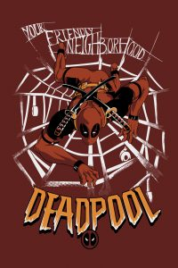 113 Deadpool (Print)
